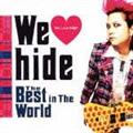 We Love hide ~The Best in The World~(通常盤)