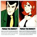 PUNCH THE MONKEY! LUPIN THE 3RD;the 30th anniversary remixes
