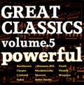 GREAT CLASSICS VOL.5 powerful