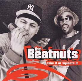 Take It or Squeeze It/The Beatnutsの画像・ジャケット写真