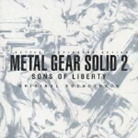 METALGEAR SOLID 2 SONS OF LIBERTY Original Soundtrack/METAL GEAR SOLID 2の画像・ジャケット写真