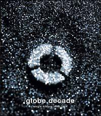 globe decade-single history 1995-2004-【Disc.3】/globeの画像・ジャケット写真