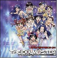 THE IDOLM@STER MASTERPIECE 04(通常盤)/THE IDOLM@STERの画像・ジャケット写真