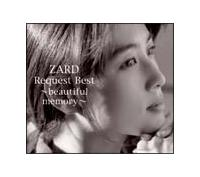 ZARD Request Best~beautiful memory~/ZARDの画像・ジャケット写真
