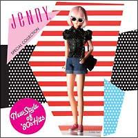 JeNnY SPECIAL COLLECTION~NEW STYLE OF '80s HITS/オムニバスの画像・ジャケット写真