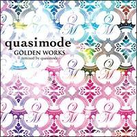 GOLDEN WORKS -remixed by quasimode-/quasimodeの画像・ジャケット写真