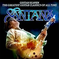Guitar Heaven:The Greatest Guitar Classic Of All Time[CD+DVD]/サンタナの画像・ジャケット写真