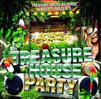 TREASURE HOUSE RECORDS & HASE-T PRESENTS TREASURE HOUSE PARTY/オムニバスの画像・ジャケット写真