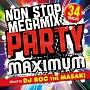 NON STOP MEGA MIX PARTY -MAXIMUM- Mixed by DJ ROC THE MASAKI