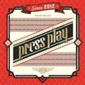 2ND MINI ALBUM:PRESS PLAY