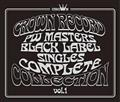 CROWN RECORDS PW MASTERS BLACK LABEL vol.1【Disc.1&Disc.2】