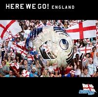 "THE WORLD SOCCER SONG SERIES Vol.2 ""HERE WE GO!ENGLAND"