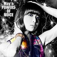 POWERS OF VOICE【Disc.3】/May'nの画像・ジャケット写真