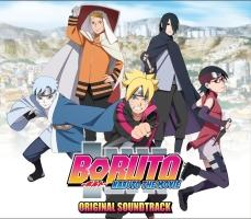 BORUTO -NARUTO THE MOVIE- Original Soundtrack/NARUTOの画像・ジャケット写真
