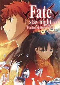 Fate/stay night [Unlimited Blade Works]の画像・ジャケット写真