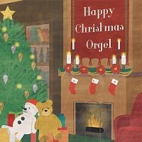 オルゴール/ハンドベルのハッピー・クリスマス・オルゴール ...