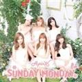 【MAXI】SUNDAY MONDAY(Japanese ver.)(通常盤)(マキシシングル)