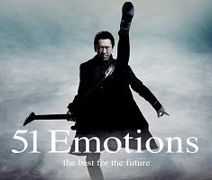 51 Emotions-the best for the future-(通常盤)【Disc.3】/布袋寅泰の画像・ジャケット写真
