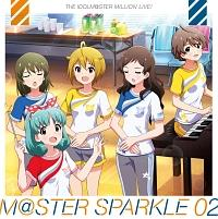 THE IDOLM@STER MILLION LIVE! M@STER SPARKLE 02/THE IDOLM@STER MILLIONLIVE!/伊吹の画像・ジャケット写真
