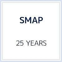 SMAP 25 YEARS(通常盤)【Disc.1&Disc.2】