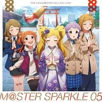 THE IDOLM@STER MILLION LIVE! M@STER SPARKLE 05/THE IDOLM@STER MILLIONLIVE!の画像・ジャケット写真