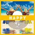 Hawaiian Sunset-HAPPY-