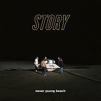 STORY(通常盤)/never young beachの画像・ジャケット写真