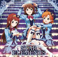 【MAXI】THE IDOLM@STER MILLION THE@TER GENERATION 17 STAR ELEMENTS(マキシシングル)/THE IDOLM@STER MILLIONLIVE!/STの画像・ジャケット写真