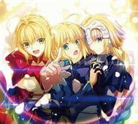 Fate song material(通常盤)