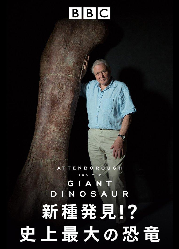 新種発見!?史上最大の恐竜